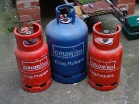 Calor gas bottle x 1 x 15kg butane,