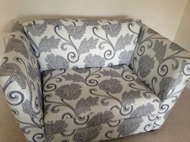 Dfs couture cuddle sofa