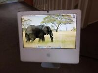 "Apple iMac 17"" 2GHz Dual Core, 2GB RAM, 320GB Hard Drive, Lion 10.7.5"