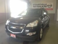 2010 Chevrolet Traverse 1LT DVD and Alloy Wheels