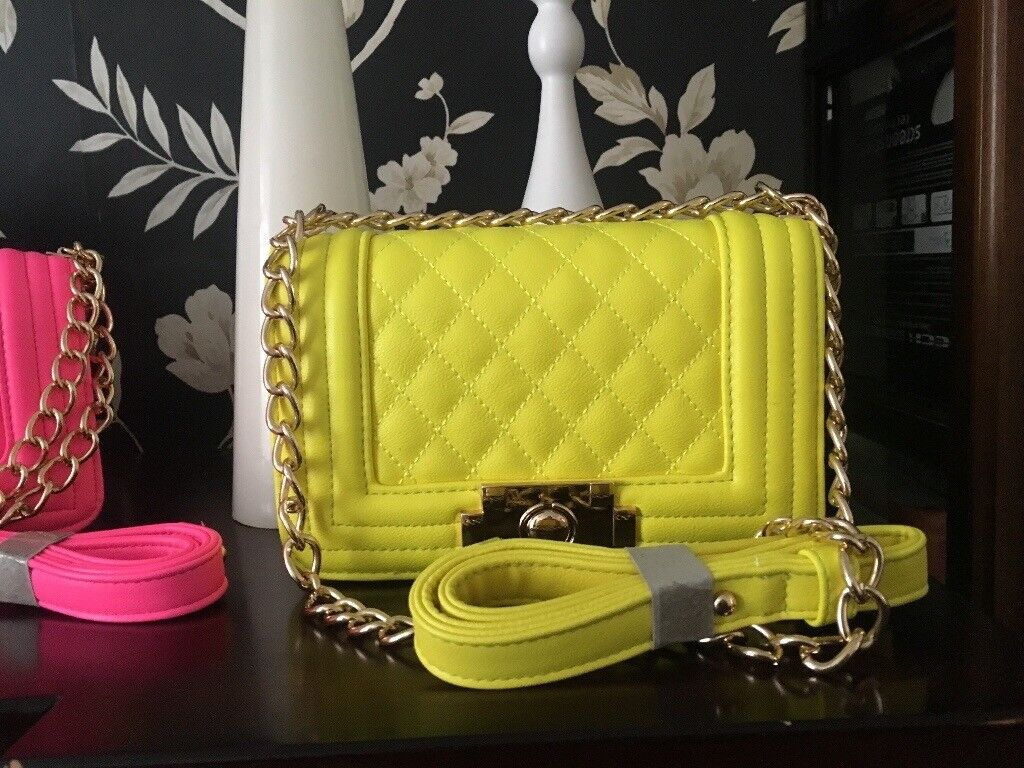 Was £15 new little yellow bag