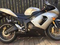 2005 Kawasaki zx636r ninja mint condition low miles motd etc £2850