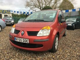 Renault Modus DCi Expression @ Aylsham Road Affordable Cars Centre