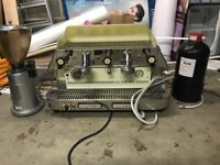 Classic Elektra Coffee Machine *vintage, collectors item, perfect condition*