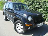 JEEP CHEROKEE 2.5 CRD LIMITED EDTION BLACK 2WD & 4WD TOW BAR GRAND 2.8