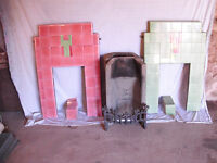 Art Deco Fireplaces