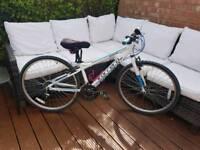 girls carrero hybrid mountain bike