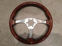 Genuine monza steering wheel