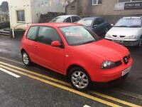 54 seat arosa (vw lupo) 1.0s just 54k, lovely car