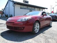 2007 Hyundai Tiburon GT V6 Limited