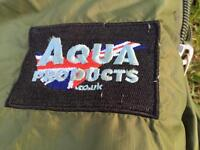 Aqua products sleeping bag