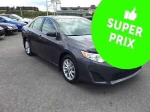 2013 Toyota Camry LE 2.5L GPS+Mags+Bluetooth+Camera de Recul