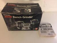 """Bench grinder 6"""""""