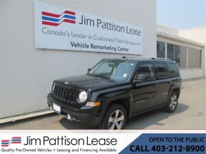 2016 Jeep Patriot 2.4L 4WD High Altitude w/Leather & Roof