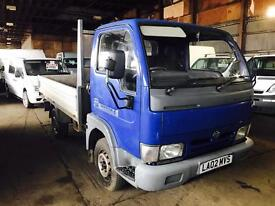 2002 Nissan Cabstar E95 Swb Tipper truck 2.7 diesel px welcome