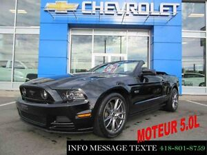 2014 Ford MUSTANG Convertible GT 5.0L
