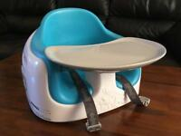 Baby Blue Bumbo!£30obo. Collection Only!