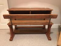 Antique french childs desk