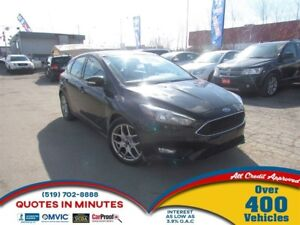 2015 Ford Focus SE | HEATED SEATS | CAM