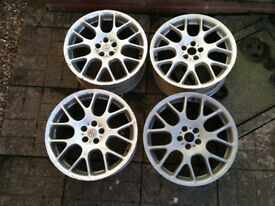 "MG ZT Hairpin Alloy Wheels 18"""