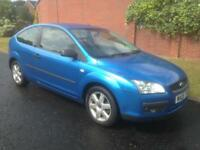 FORD FOCUS SPORT 1.6,2006,ONLY 70000 MILES,MOT MARCH 2019,£1395!