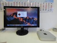 Apple Mac mini + Screen Acer (1080p) FullHD