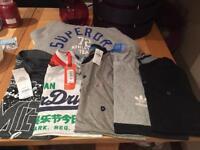Men's t-shirts & hoodie superdry holister topshop riverisland adidas