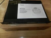 Dennon DN-500R Solid State Audio Player/Recorder in Original Box.