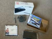 Black Boxed DS lite (Almost New) with five games