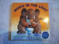 Who's in the Loo Board Book IP1