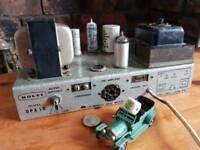 1950's DULCI DPA 10 Valve pre amplifier