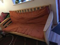 Free To uplift futon sofa bed