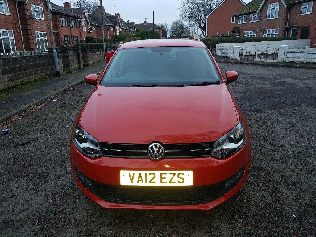 VOLKSWAGEN POLO 1.4 MATCH 5 DOOR
