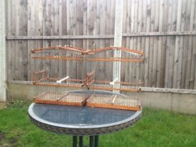 Two Bird Cages in good condition