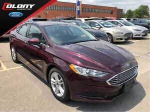 2018 Ford Fusion Hybrid FORD DEMO | 2.99% @ 60 Months | Winter P