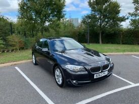 BMW 5 SERIES 2.0 AUTOMATIC SERVICE HISTORY NEW MOT