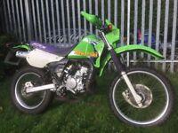 Kawasaki KMX 125cc 1988