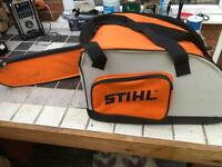 Stihl new Chainsaw carry bag