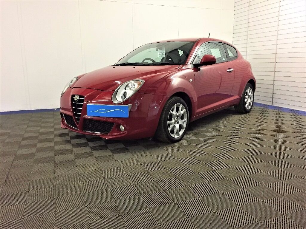alfa romeo mito sprint jtdm 2 2012 with no credit scoring finance and no deposit only in. Black Bedroom Furniture Sets. Home Design Ideas
