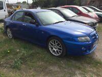 Rover ZT 2004 2.0 Diesel 5Dr Blue Hatchback **SPARE OR REPAIR**
