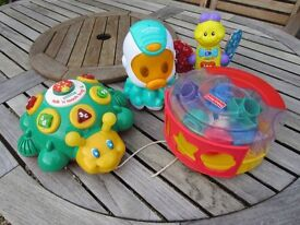 Selection of childs toys (some battery operated)