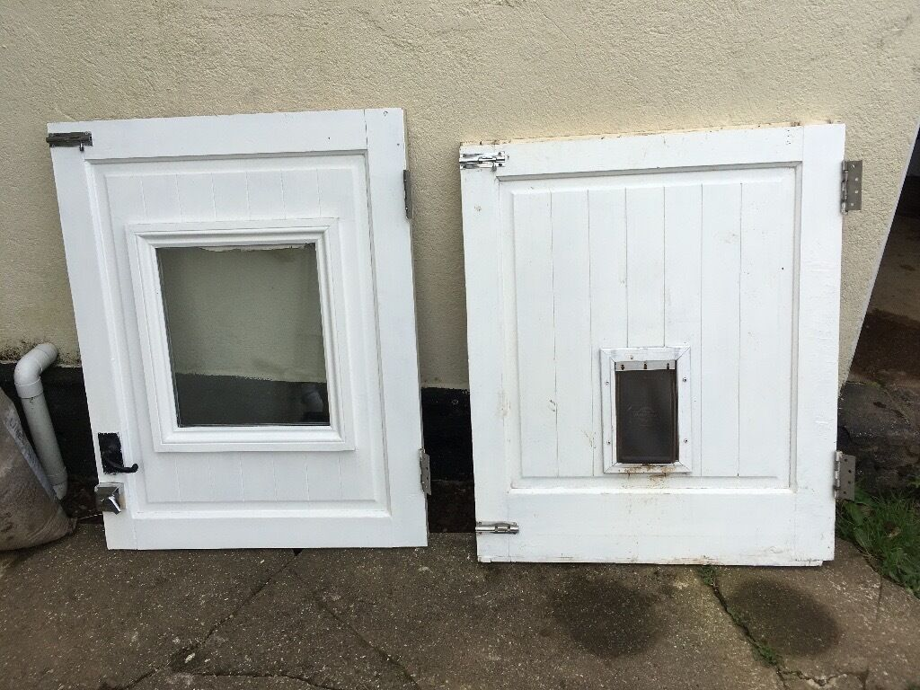 Solid Wood External Stable Door In St Columb Cornwall Gumtree
