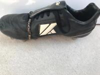 Women's rugby boots size 7 & bag
