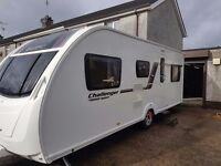 6 Berth Swift Challenger Sport for sale 2014 Good condition throughout