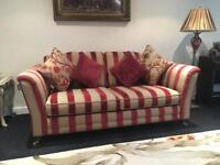 Alstons 2 Piece Suite 3 Seater Sofa & 2 Seater Excellent Condition