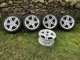 BMW M Sport 19 inch alloys