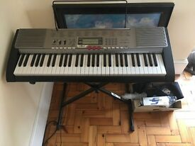 Casio LK-230 Electronic Keyboard & Stand