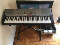 Casio LK-230 Electronic Keyboard & Stand