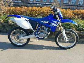 Yamaha wr 250f 2007 (low mileage)