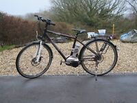 Kalkhoff Pro Connect disc Electric Bike